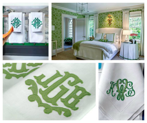 Green Monograms