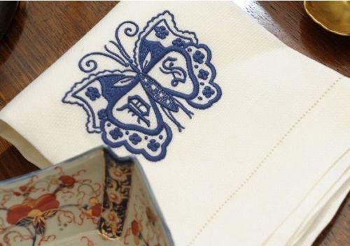 Papillon Monogram Monday