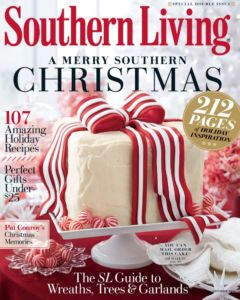 12 December Cover 2014 804X1024 Southern Living