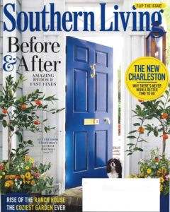 Southern Living March 2015 Cover