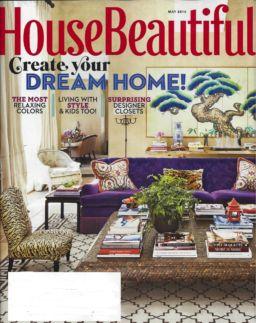 House Beautiful May 2014
