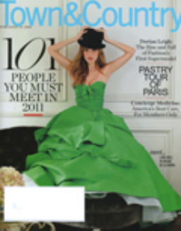 Web0111 Town  Country Cover