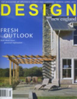 Web0311 Design New England Cover