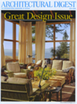 Web0509 Architectural Digest Cover