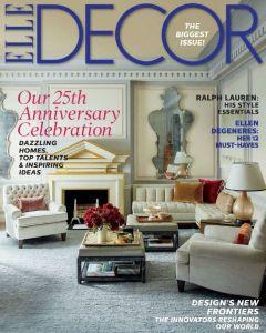 Elle Decor September 2014