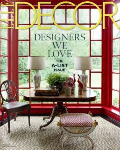 Elle Decor June 2016 Cover