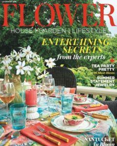 Flower Magazine July August 2018