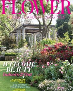 Flower Magazine May June Cover
