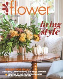 Flower Magazine October 2016