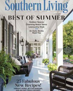 Southern Living June 2021 Cover