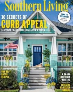 Southern Living March 2018 Cover