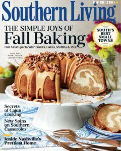 Southern Livingn Septembr 2016 Cover