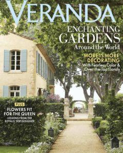 Veranda Cover April 2019