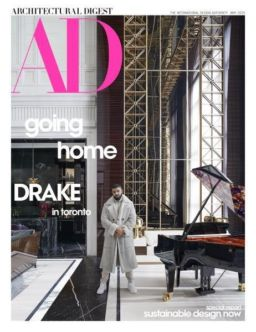 Architectural Digest May 2020