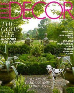 Elle Decor 2012 May