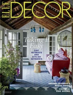 Elle Decor July 2017