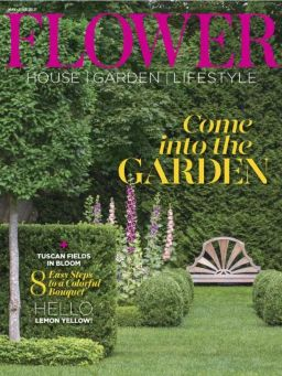 Flower Magazine May 2021 Cover