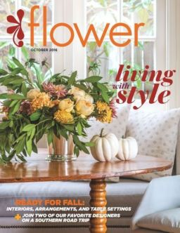 Flower Magazine October 2016