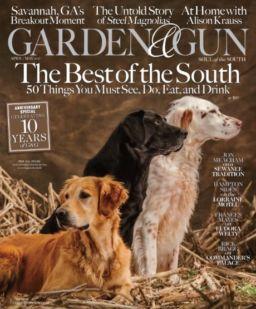 Garden And Gun Cover