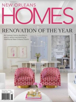 New Orleans Homes Cover