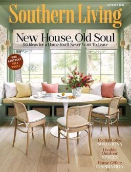 Southern Living October 2021