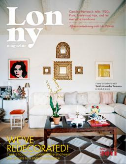 Lonny mag may 2011