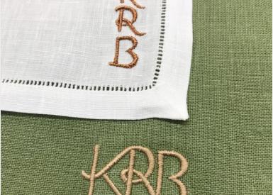 April 2018 Custom Embroidery