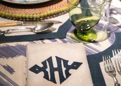 Miles Dinner Napkin
