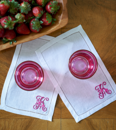 Anouk Embroidery Cocktail Napkins