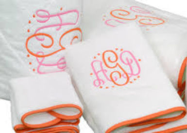 Ruthie Towels