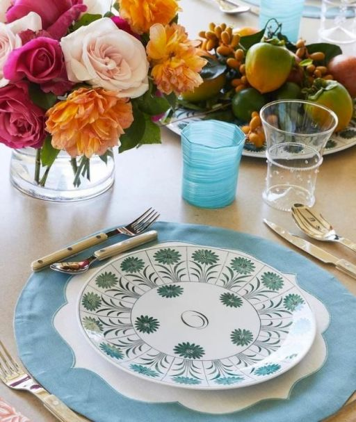 Sybil Cuff Placemat