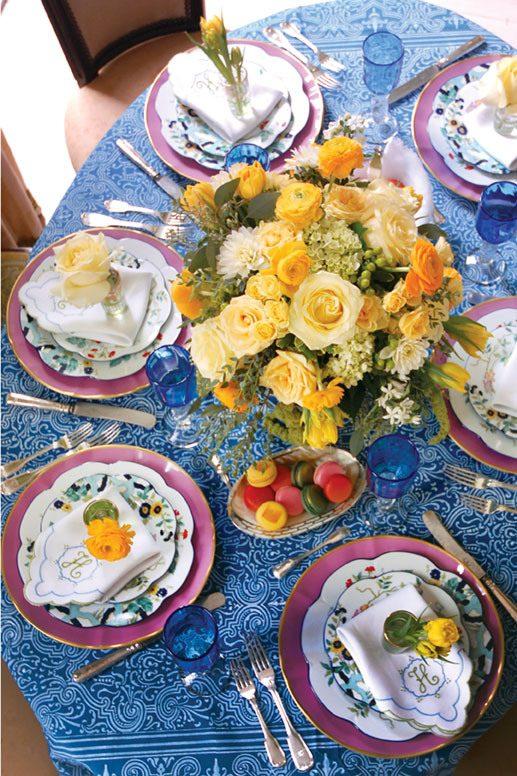 Jane Scott Hodges Table DSC 0139