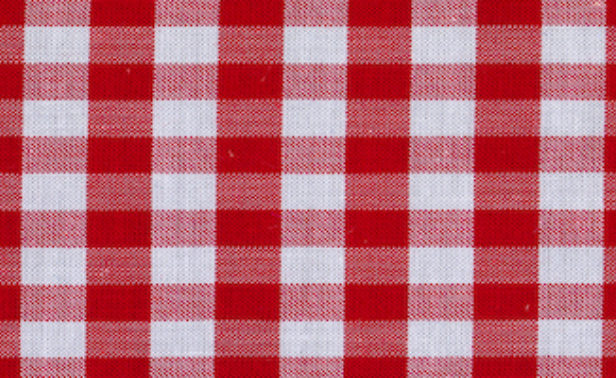 Gingham Red Large Edited