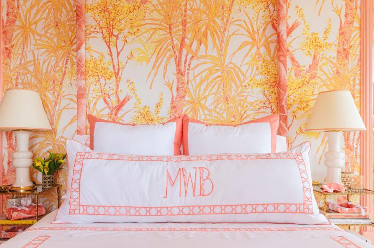 Meg B Details Bed